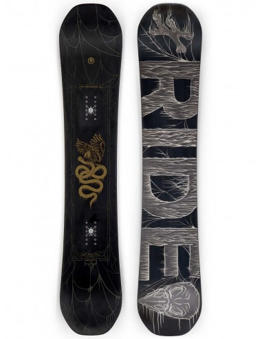 RIDE MACHETE 2020 SNOWBOARD