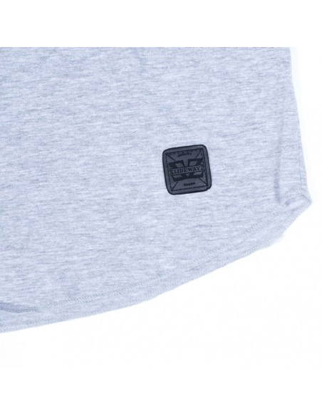 T-SHIRT PRAY/GREY