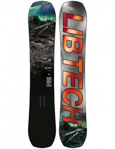 LIB TECH BOX KNIFE C3 2020 SNOWBOARD