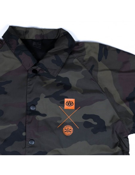 SLIDEWAYZ X 686 COACH JACKET
