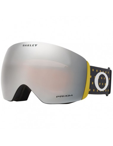 OAKLEY FLIGHT DECK ICONOGRAPHY BURNISHED / PRIZM BLACK IRIDIUM