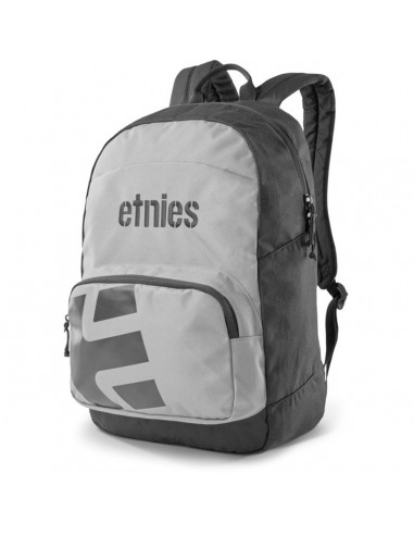 ETNIES LOCKER BACKPACK NEGRE/GRIS