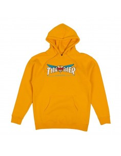 THRASHER VENTURE COLLAB HOOD (GOLD)