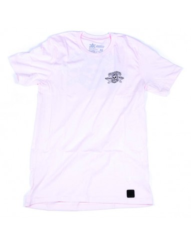 T-SHIRT SURF CLUB/PINK