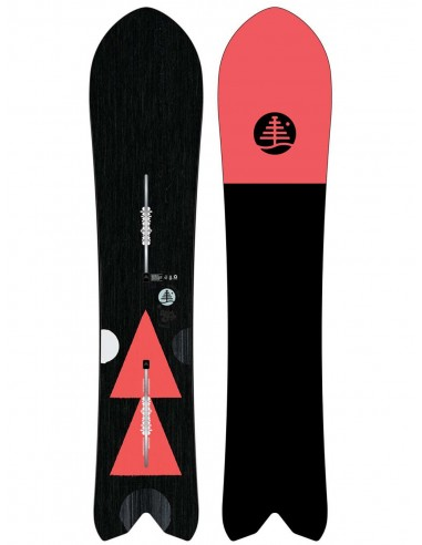BURTON FAMILY TREE STICK SHIFT 2020 SNOWBOARD