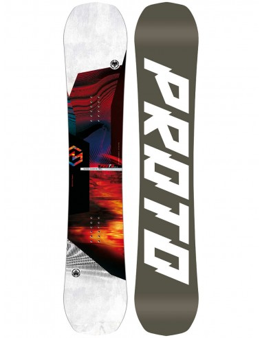 NEVER SUMMER PROTO TYPE TWO 2020 SNOWBOARD