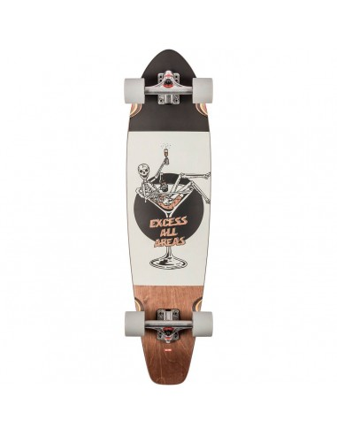 "GLOBE THE ALL TIME 35.875"" (90,5CM) LONGBOARD-COMPLETO"