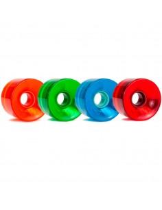 OJ WHEELS HOT JUICE CANDY TRANS 78A 60MM