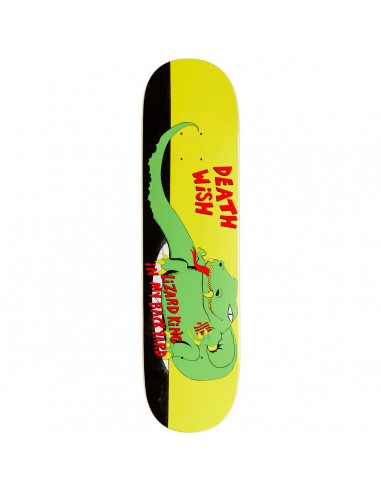 "DEATHWISH LIZARD KING BIG LIZ 8.18"" TABLA"