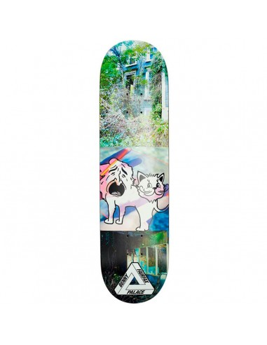 "PALACE SKATEBOARDS FAIRFAX PRO 8.06"" TABLA (MULTI)"