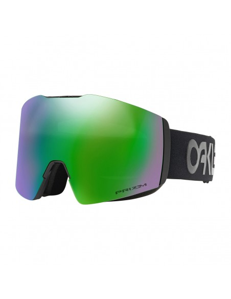 OAKLEY FALL LINE FACTORY PILOT XL BLACKOUT PRIZM SNOW JADE