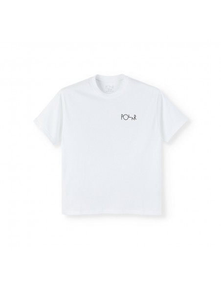 POLAR SKATEBOARDS MEMORY PALACE TEE