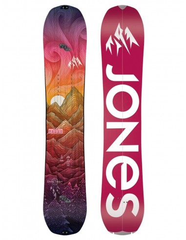 JONES DREAM CATCHER 151 SPLITBOARD 2021