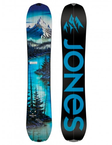 JONES FRONTIER 159 SPLITBOARD 2021