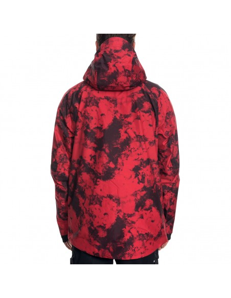 686 MEN'S GLCR GORE-TEX HYDRASTASH® SYNC SHELL  RED DAZED