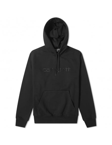 CARHARTT WIP HOODED LOGO SWEAT